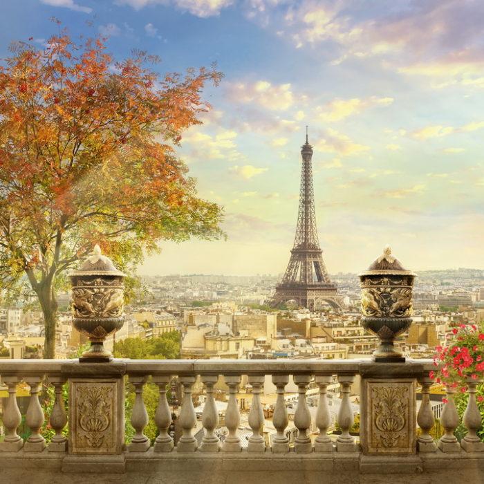 Парижские прогулки за полцены